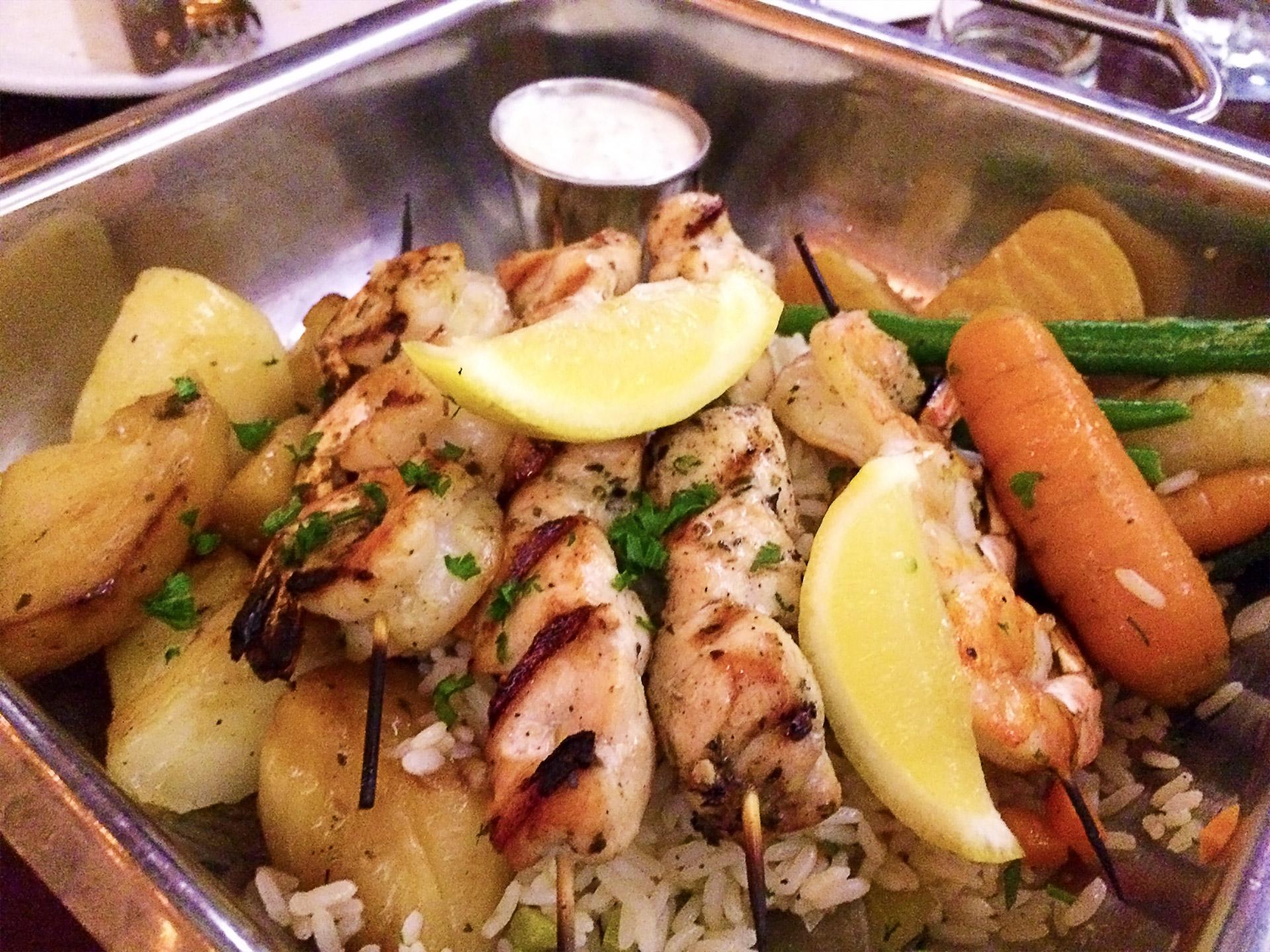 Seafood Restaurant Tsawwassen