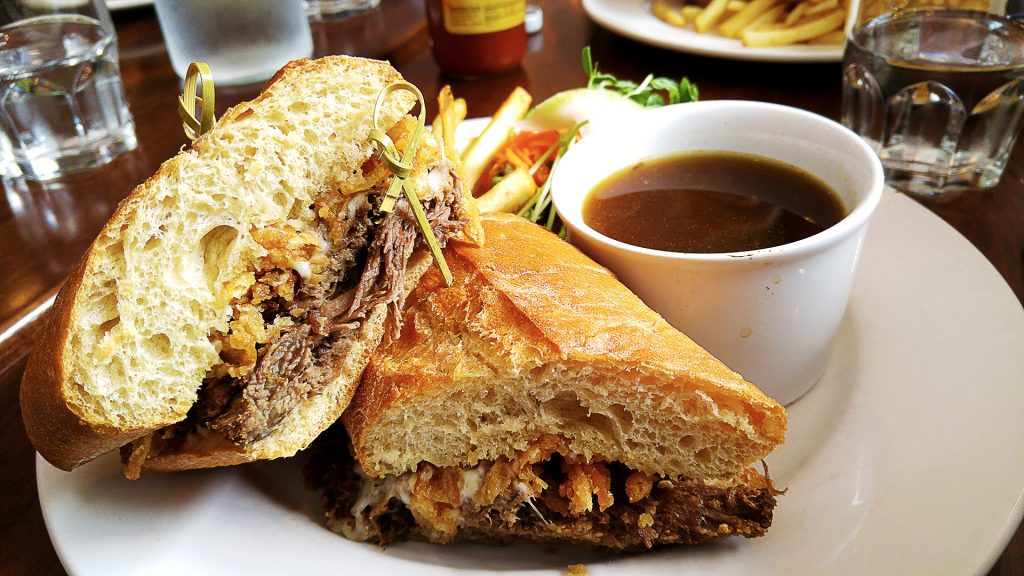 Short Rib Beef Dip at Boy With A Knife | tryhiddengems.com