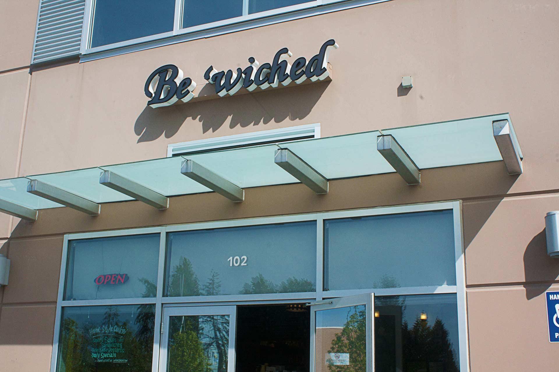 Breakfast Sandwich at Be'wich | tryhiddengems.com