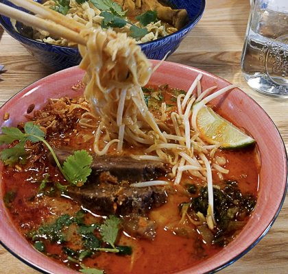 Laksa at Fat Mao | tryhiddengems.com