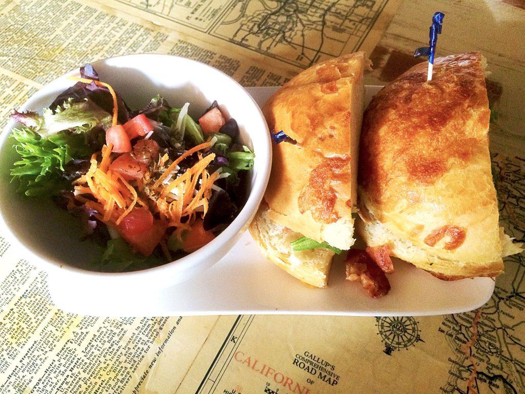 BLT at Lost and Found Cafe | tryhiddengems.com