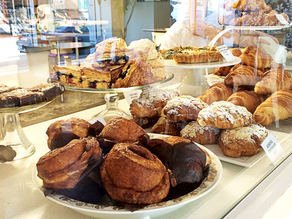 Chocolate Croissant at Cadeaux Bakery | tryhiddengems.com