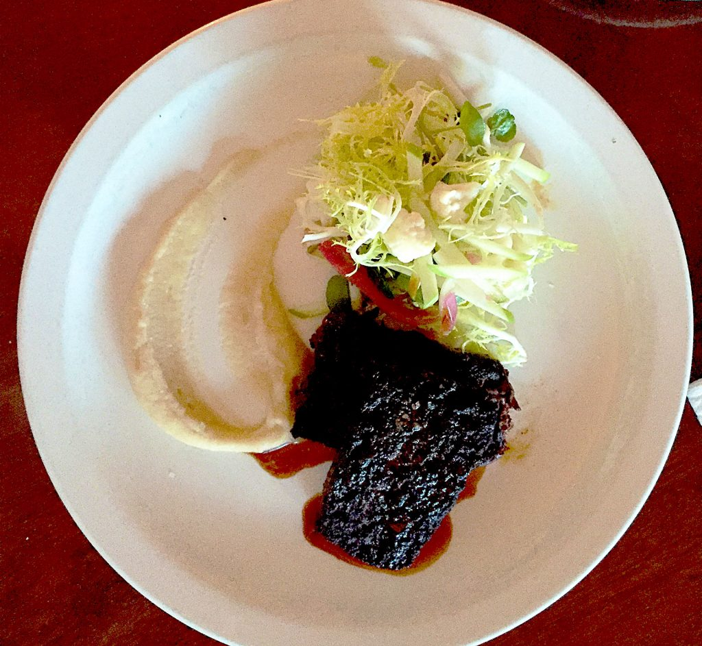Boudin Noir at Les Faux Bourgeois | tryhiddengems.com