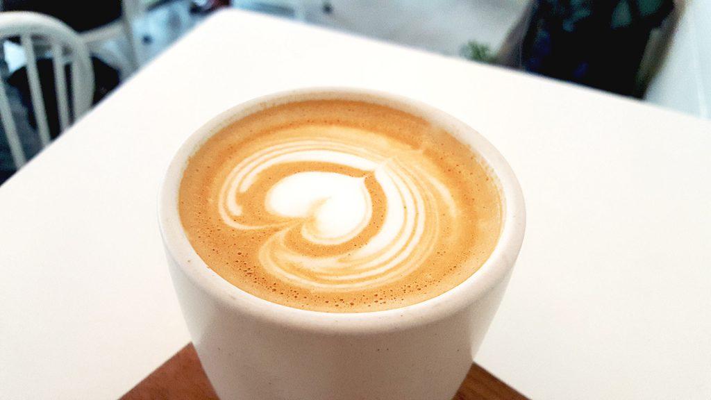 Cappuccino at 33 Acres | tryhiddengems.com