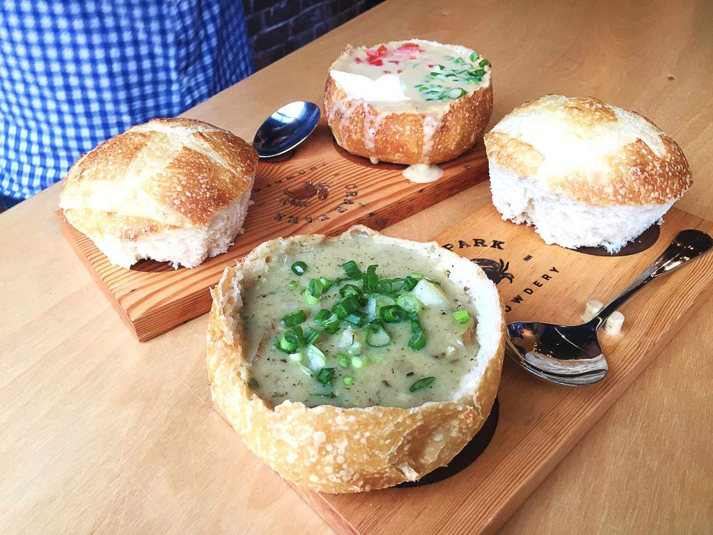 Crab Park Chowdery | Chowder Cafe in Vancouver