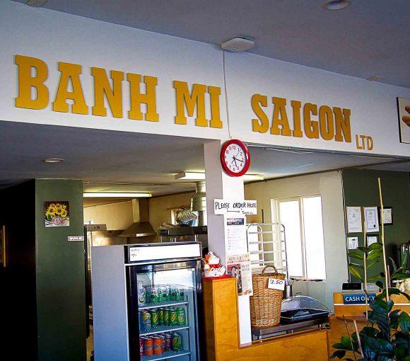 Banh Mi Saigon - Vietnamese Sub Restaurant - Vancouver