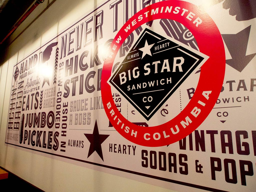 Big Star Sandwich Co - Sandwich Shop - New Westminster - Vancouver