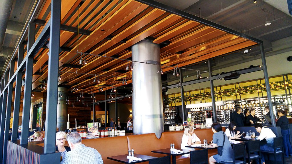 Bistro Verde - Contemporary American Restaurant - Downtown - Vancouver