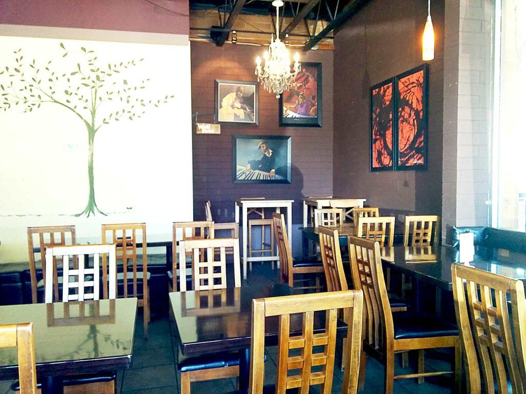 Cafe de l'Orangerie - Japanese Fusion Pasta Restaurant - Vancouver