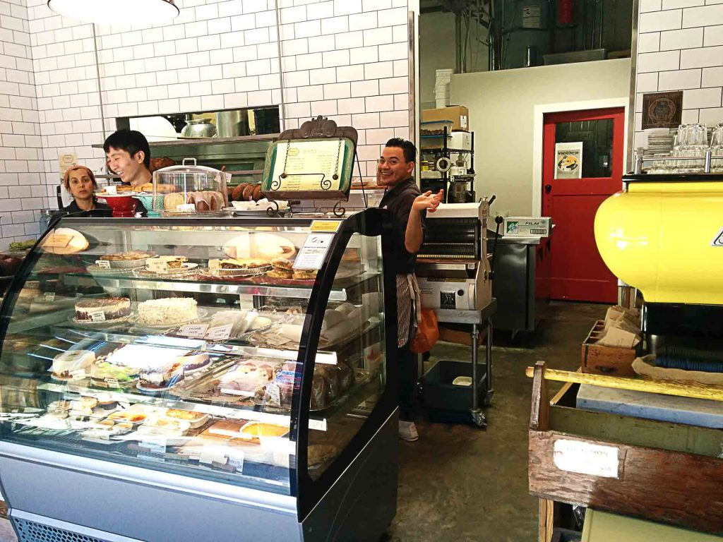 Doughgirls - Comfort Food - Vancouver