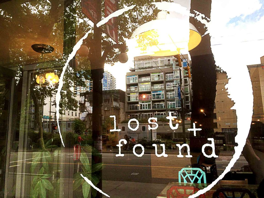 Lost + Found Cafe - Sandwich - Vancouver