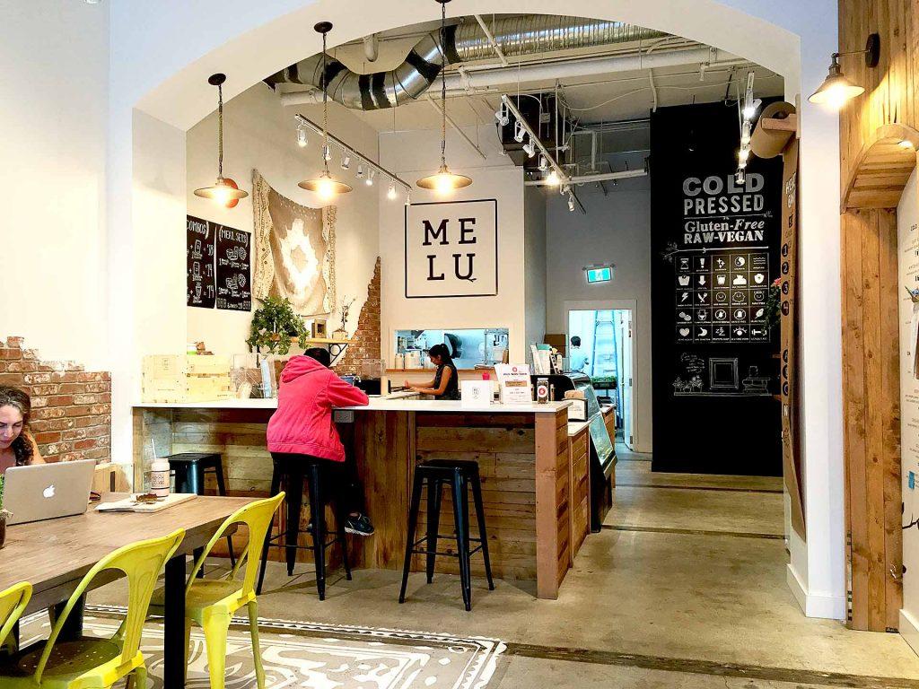 Melu Juice and Health Bar - Vegan - Vancouver