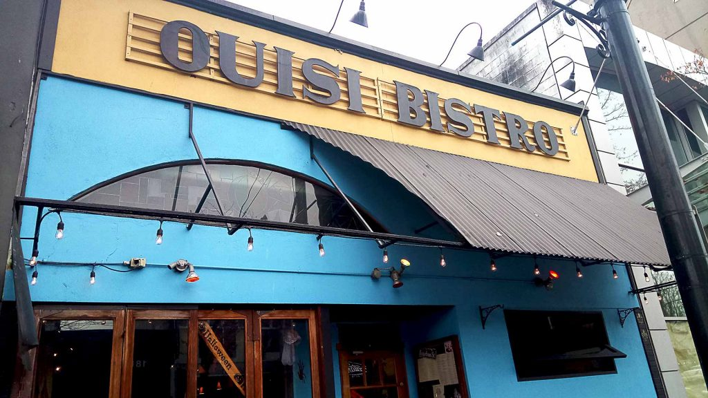 Ouisi Bistro - New Orleans Restaurant - Vancouver