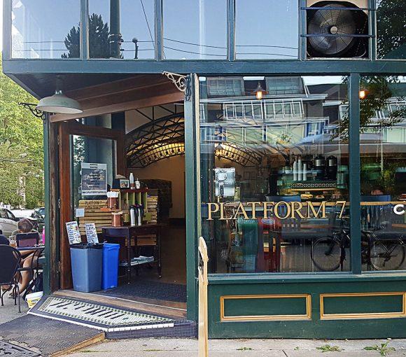 Platform 7 - Coffee Shop - Vancouver