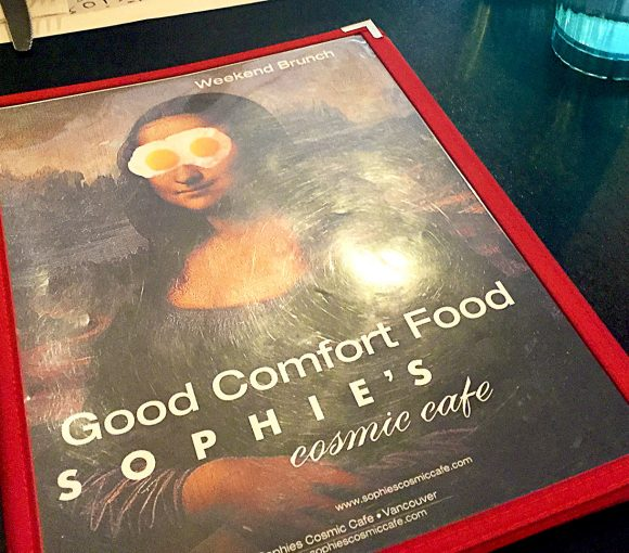 Sophie's Cosmic Cafe - Quirky Retro Diner - Vancouver