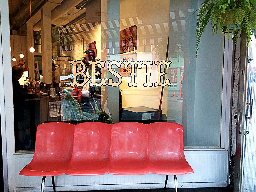 Bestie - German Sausage Restaurant - Vancouver