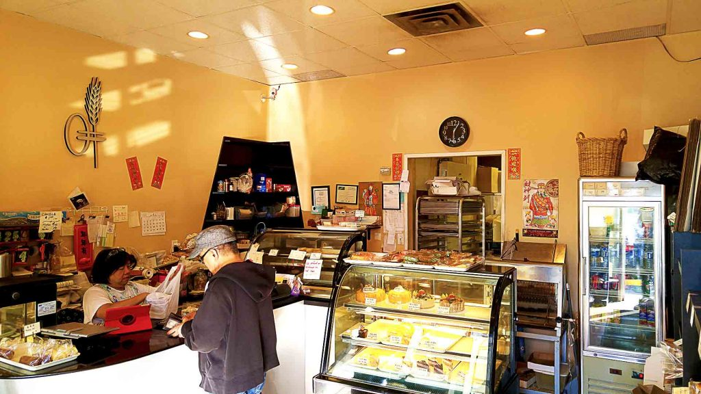 Marui Bakery - Chinese Bread Shop - Vancouver