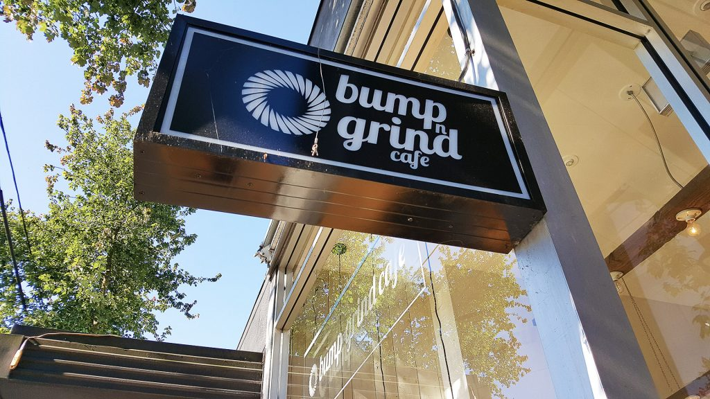 Bump N Grind Cafe - Coffee Shop in Vancouver