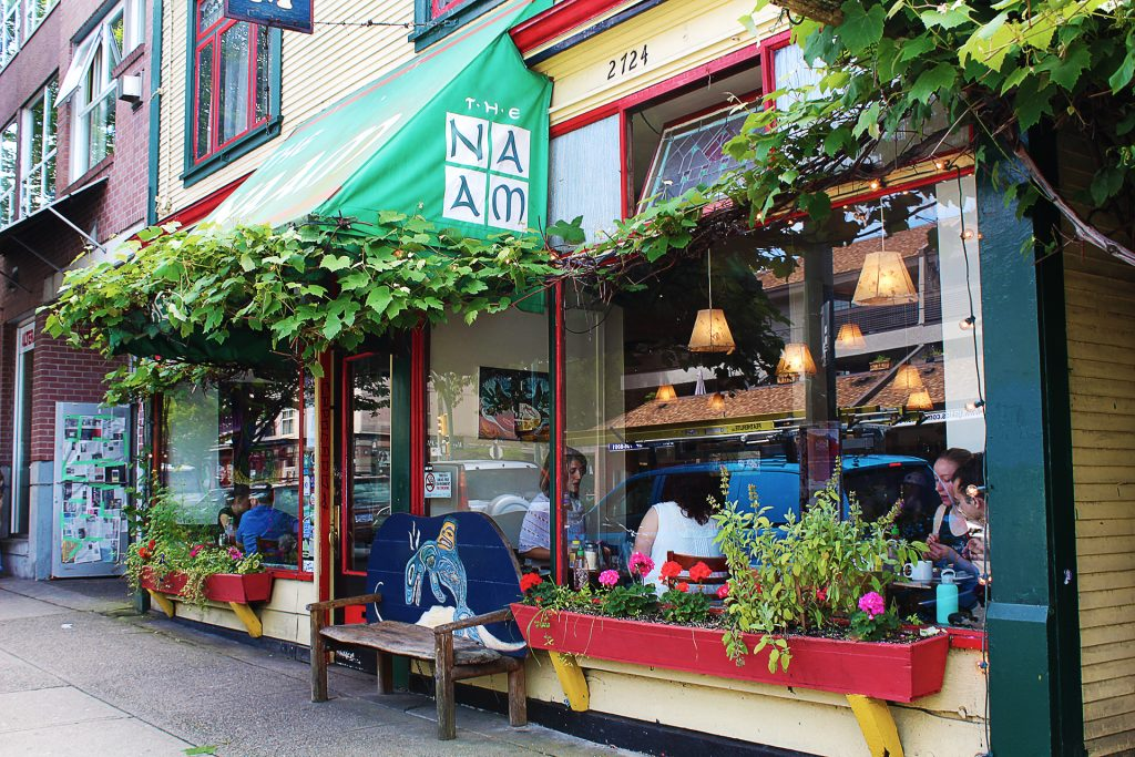 The Naam - Vegetarian - Vancouver