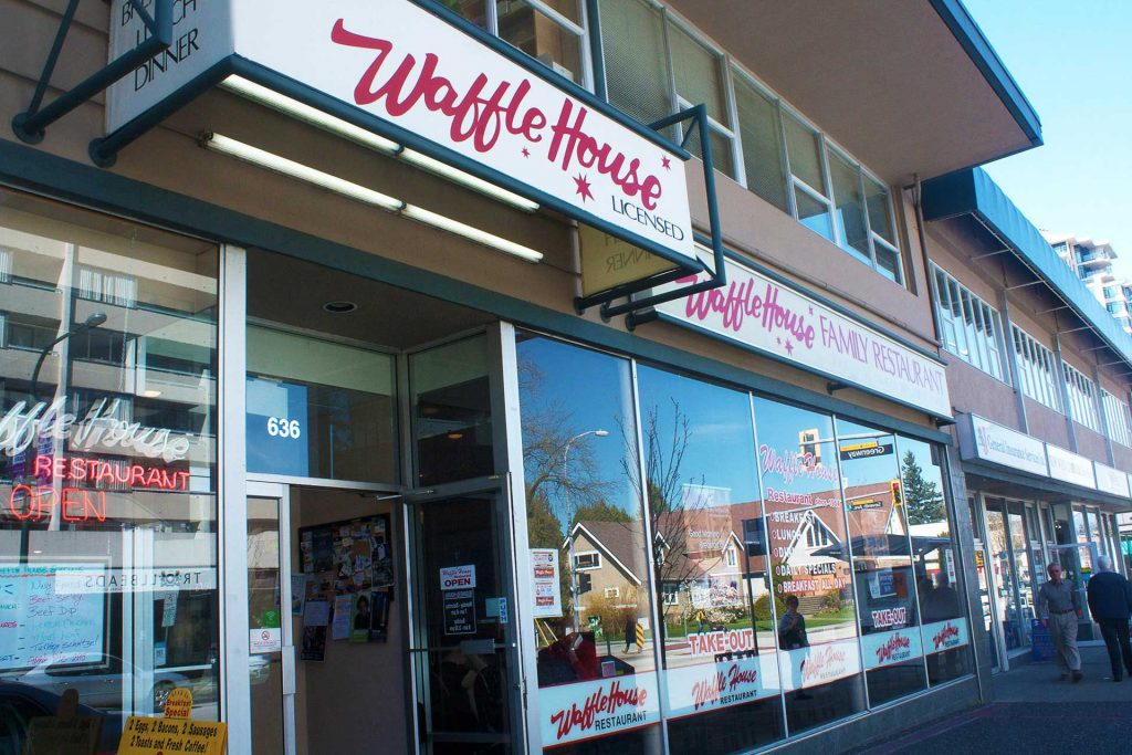 Waffle House - Waffles - New Westminster - Vancouver