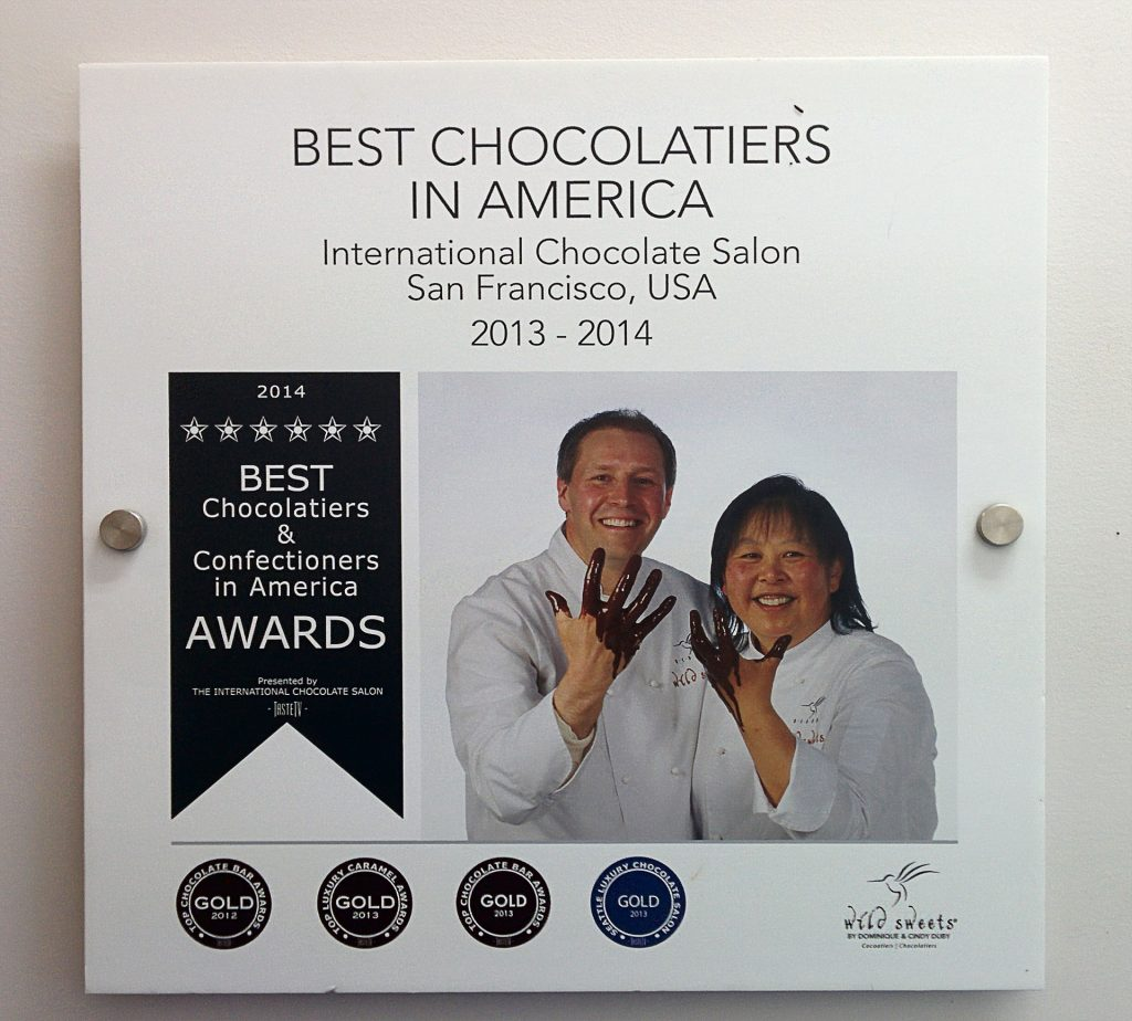 Wild Sweets - Chocolatiers - Richmond - Vancouver