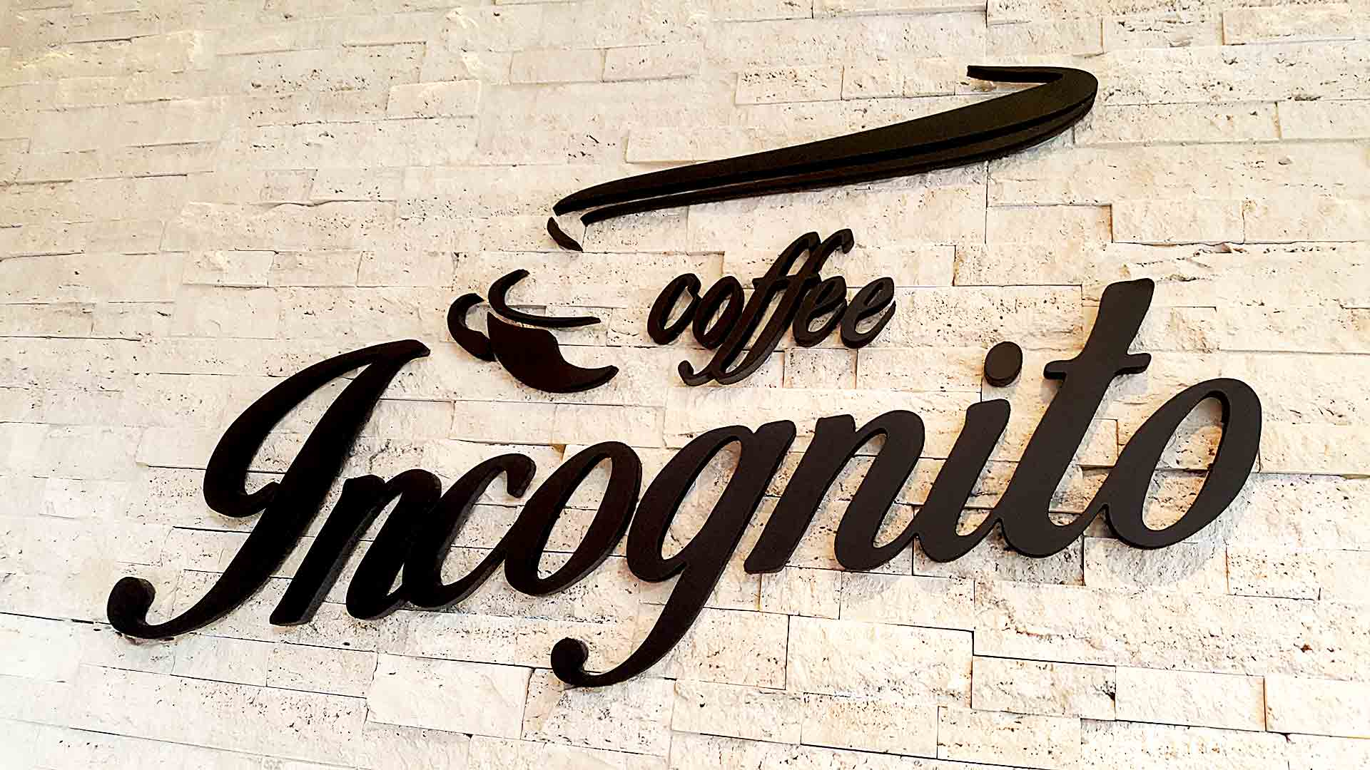 Incognito Coffee - Hungarian Coffee Shop - Vancouver