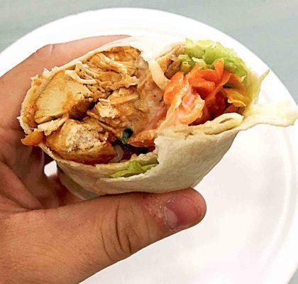 10-inch special at Taco Luis | tryhiddengems.com