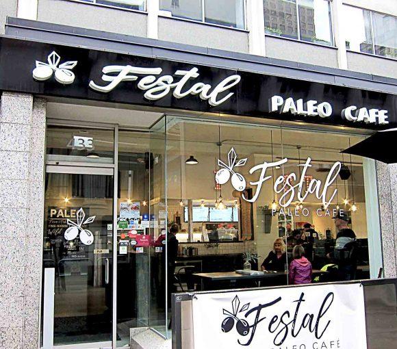 Festal Paleo Cafe - Paleo Diet Restaurant - Downtown - Vancouver