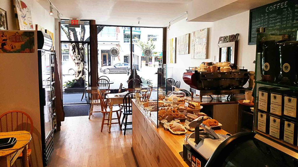Figaro Cafe - Coffee Shop - Point Grey - Vancouver