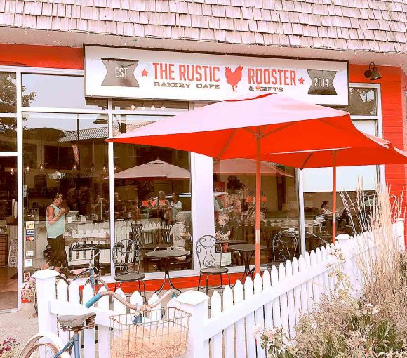 The Rustic Rooster - American Bakery Shop - Cloverdale Surrey - Vancouver