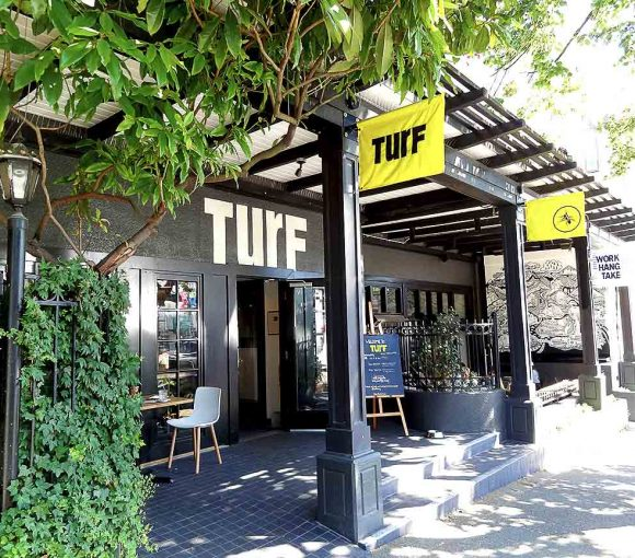 TurF - Healthy Eating Vegan Restaurant - Kitsilano - Vancouver