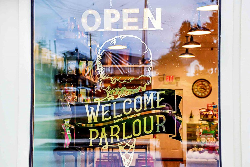 Welcome Parlour Ice Cream - Dessert Parlour - North Vancouver - Vancouver
