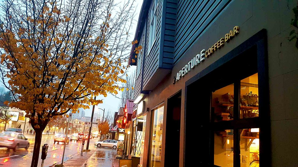 Aperture Coffee Bar - Vancouver Local Coffee Shop - Mount Pleasant - Vancouver