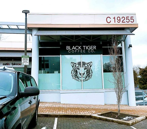 Black Tiger Coffee Co - American Cafe - Surrey - Vancouver