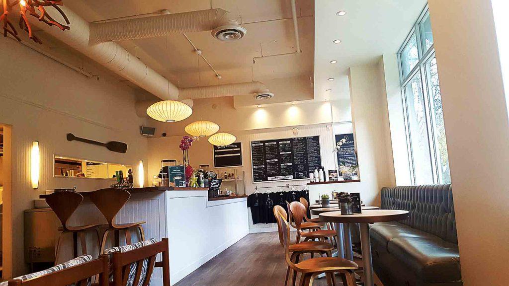 Cafe Orso - Vancouver Local Coffee Shop - Deep Cove North Vancouver - Vancouver