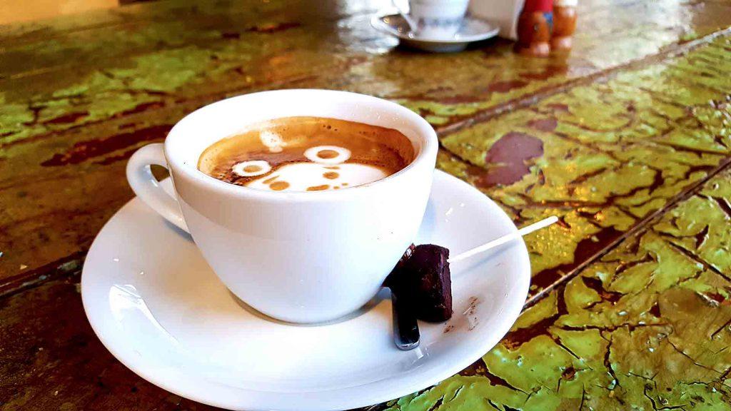 Cortado at Cafe Lokal | tryhiddengems.com