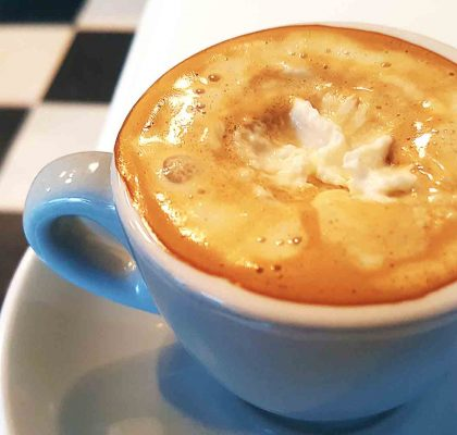 Espresso Con Panna at Sweet Somethings | tryhiddengems.com