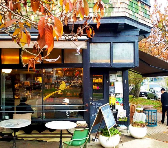 Le Marche St George - French Coffee Shop - Riley Park Little Mountain - Vancouver