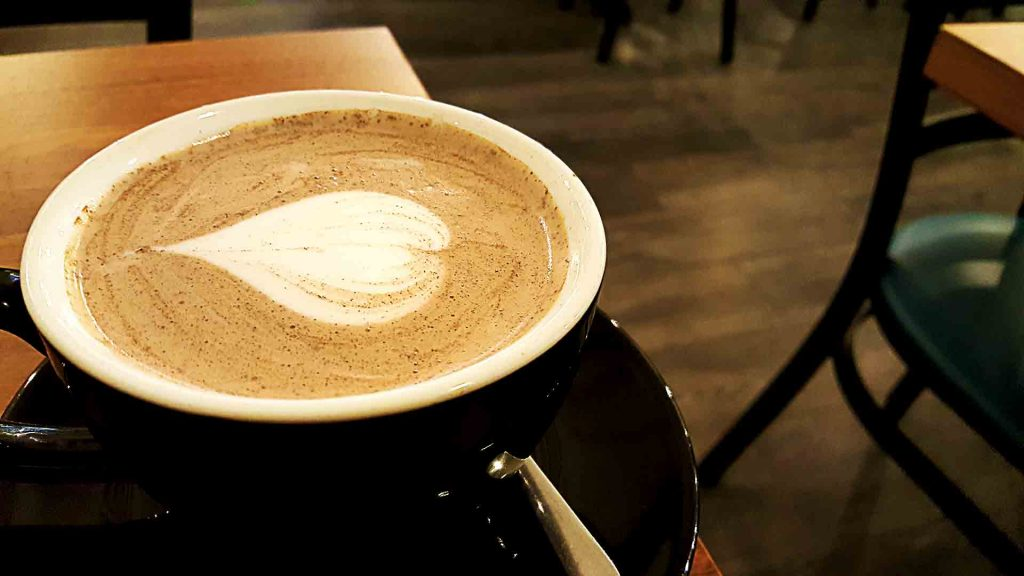 Mocha Madness at King's Cafe | tryhiddengems.com