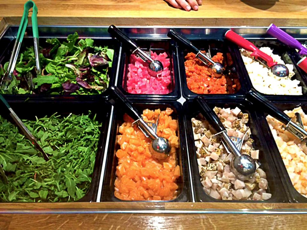 Poke and Co. - Hawaiian Poke Bowl Restaurant - Lower Lonsdale North Vancouver - Vancouver
