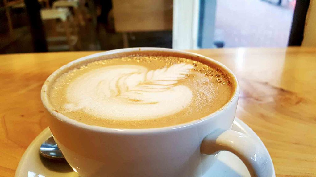 Spanish Latte at Buro The Espresso Bar | tryhiddengems.com