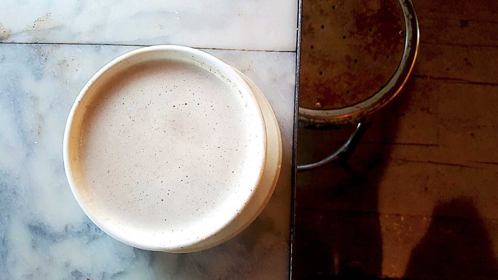 Spicy Chai Latte at Le Marche St George | tryhiddengems.com
