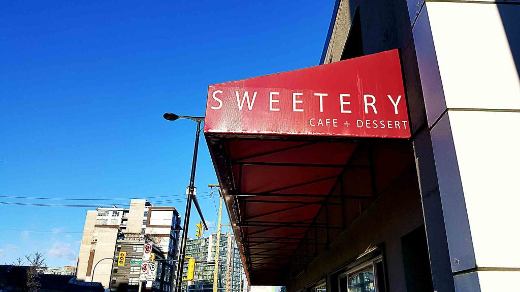 Sweetery - Vancouver Local Coffee Shop - False Creek - Vancouver