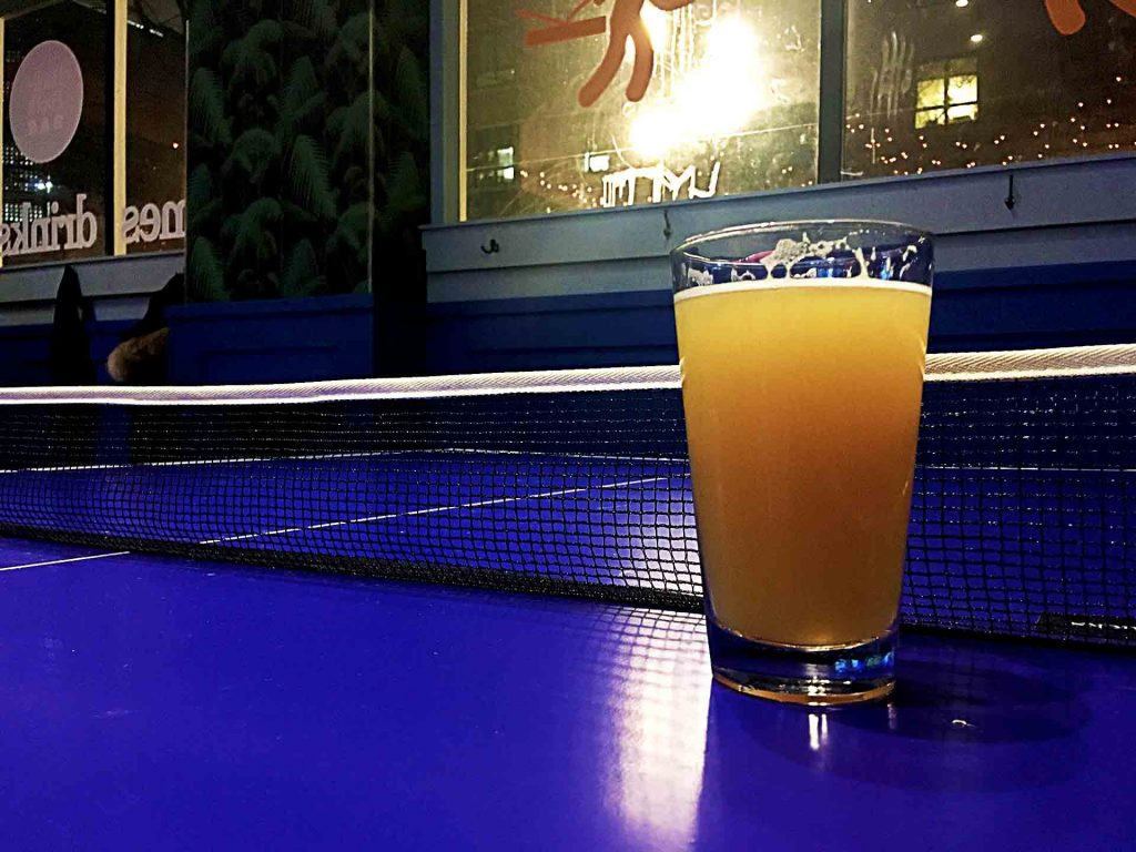 Twin Sails Dat Juice at Back and Forth Bar | tryhiddengems.com