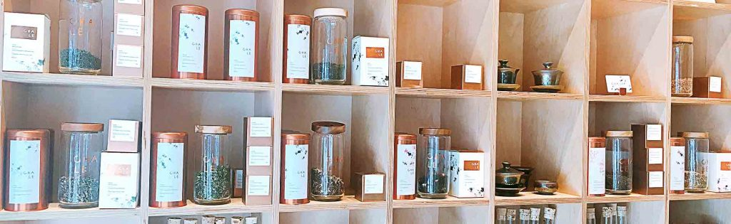 Cha Le Tea - Vancouver Local Coffee Shop - Yaletown - Vancouver
