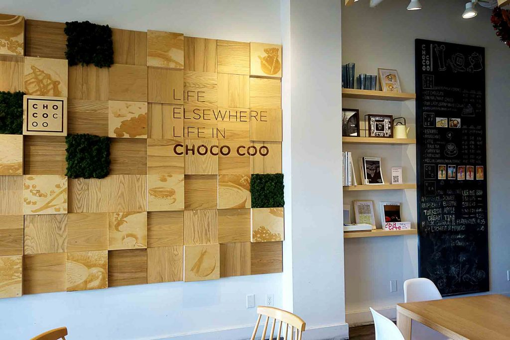 Choco Coo Cafe - Korean Coffee Shop - Coquitlam - Vancouver