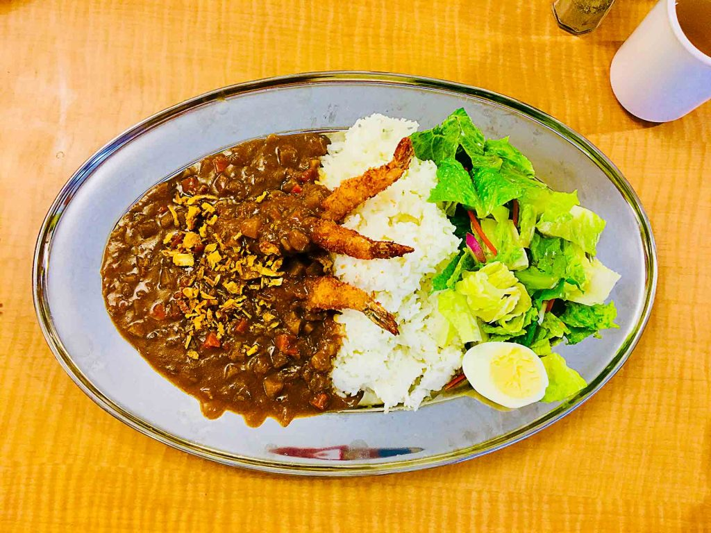 Ebi Katsu Curry at Hi Genki Restaurant | tryhiddengems.com