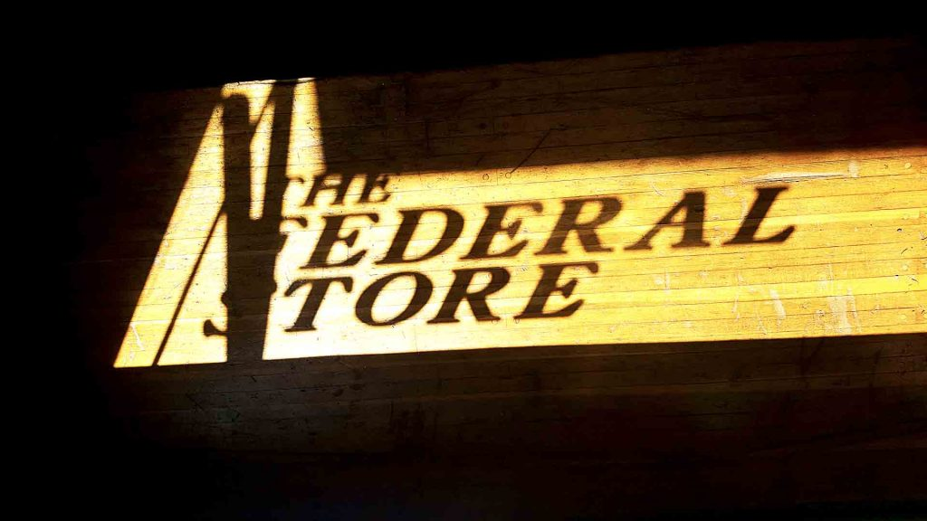 The Federal Store Luncheonette & Grocer - Vancouver Local Coffee Shop - Mount Pleasant - Vancouver
