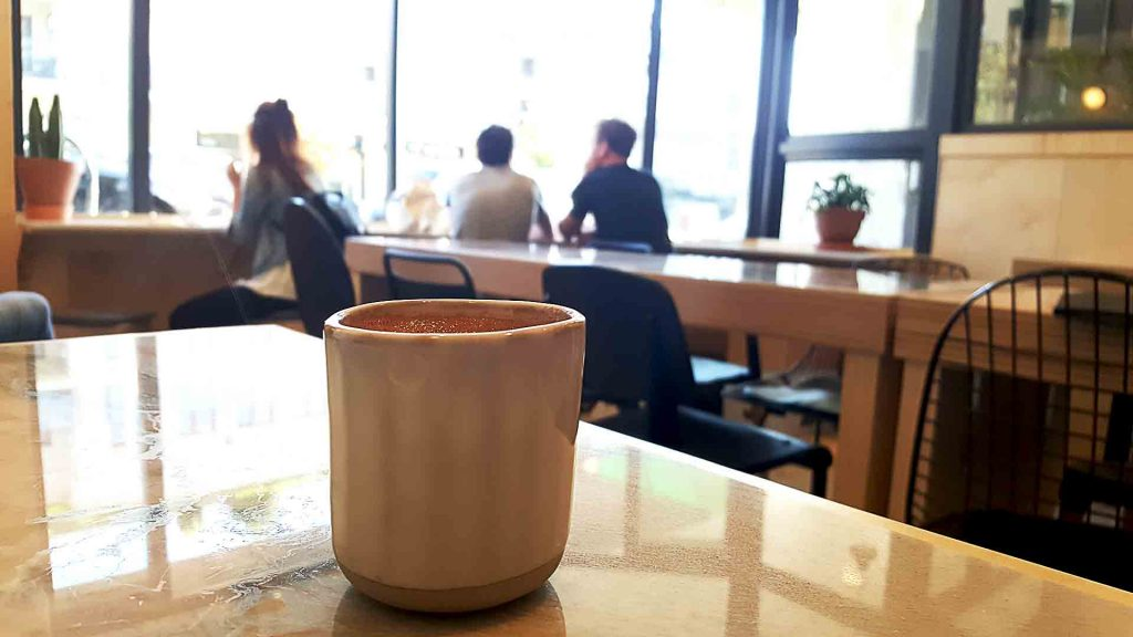 Their There - Vancouver Local Coffee Shop - Kitsilano - Vancouver