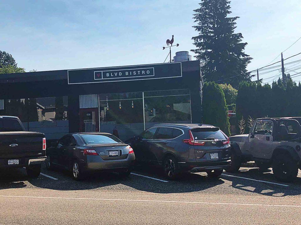 BLVD Bistro - Vancouver Local Bistro - North Vancouver - Vancouver